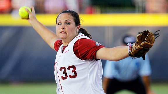 Jackie Traina's innings have been limited, but Alabama's star pitcher is likely to see more time in the circle with SEC play on the horizon.