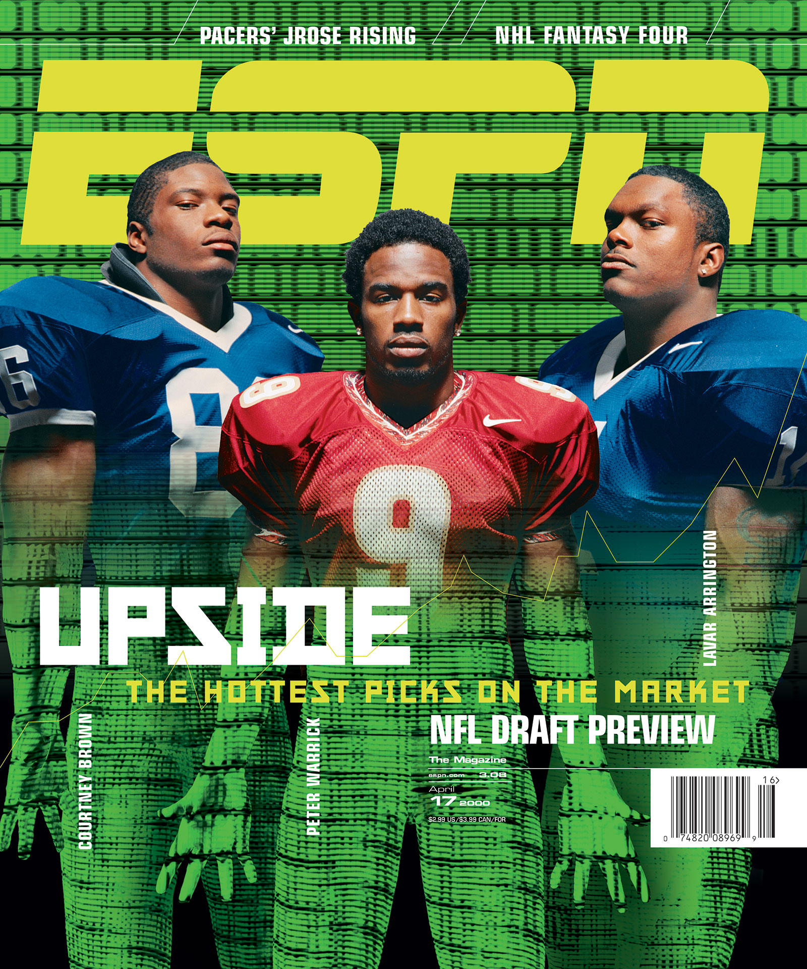 ESPN The Magazine Covers