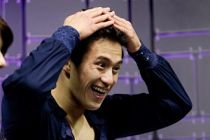 Patrick Chan could become the first man to win three straight world titles since Alexei Yagudin (1998, 1999, 2000).