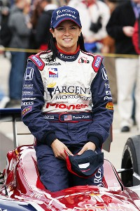 When Danica Patrick finished fourth as a rookie in the 2005 Indy 500, aspiring IndyCar drivers Simona de Silvestro and Ayla Agren noticed and took heart.