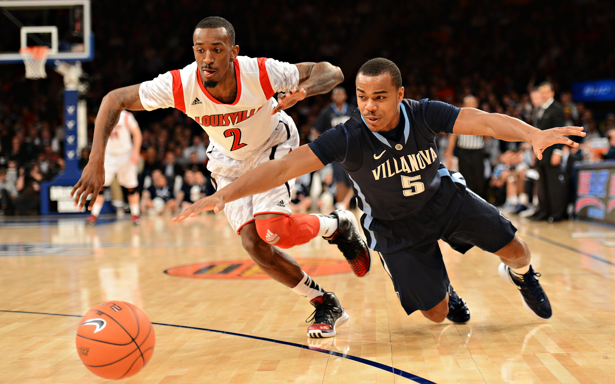 Russ Smith/Tony Chennault