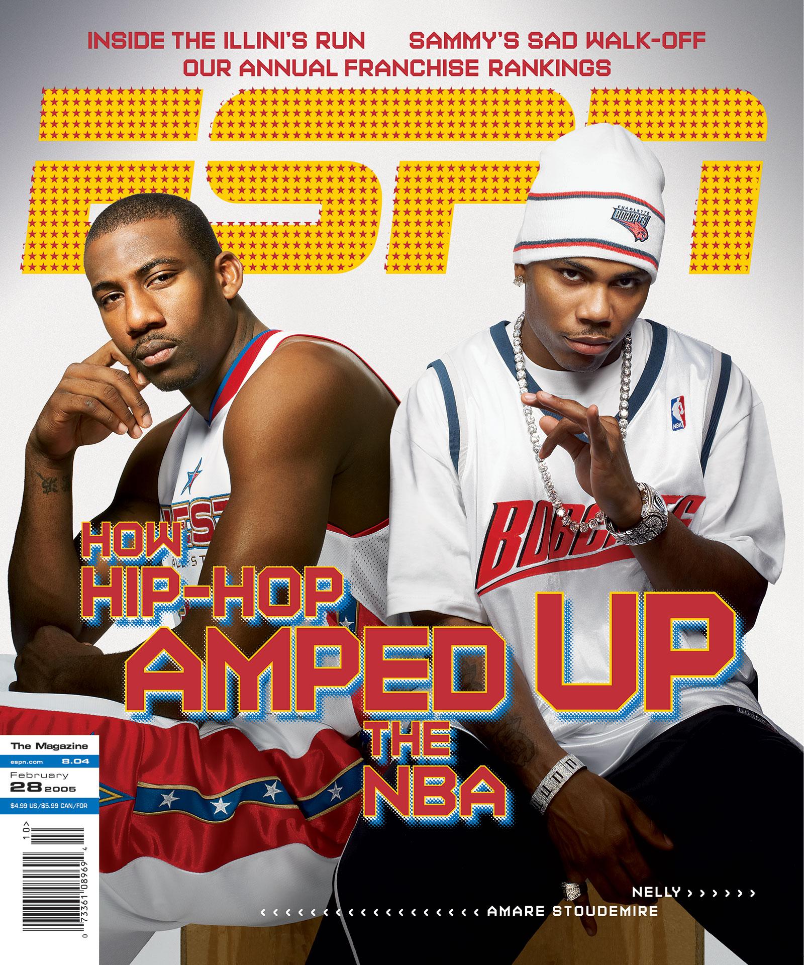 ESPN The Magazine 2005 Covers