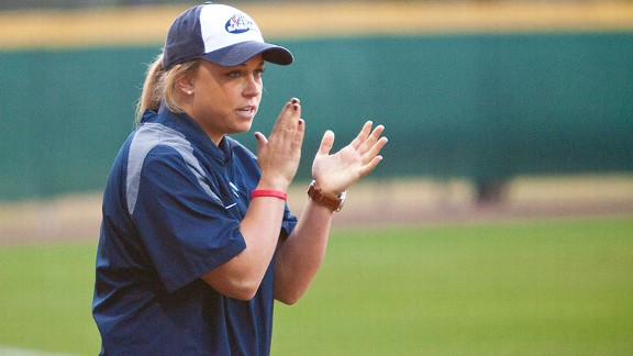 Samford's Mandy Burford, one of the youngest coaches in Division I, said she learned at Alabama to value the happiness and well-being of each of her players individually.