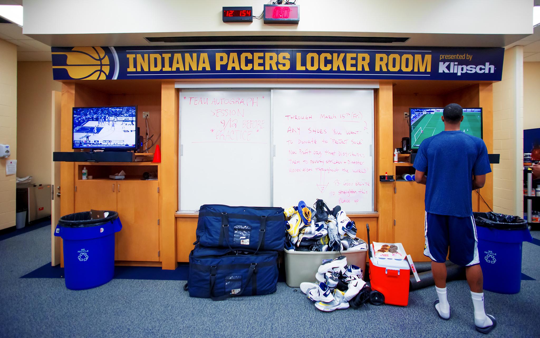 Locker Room Jordan