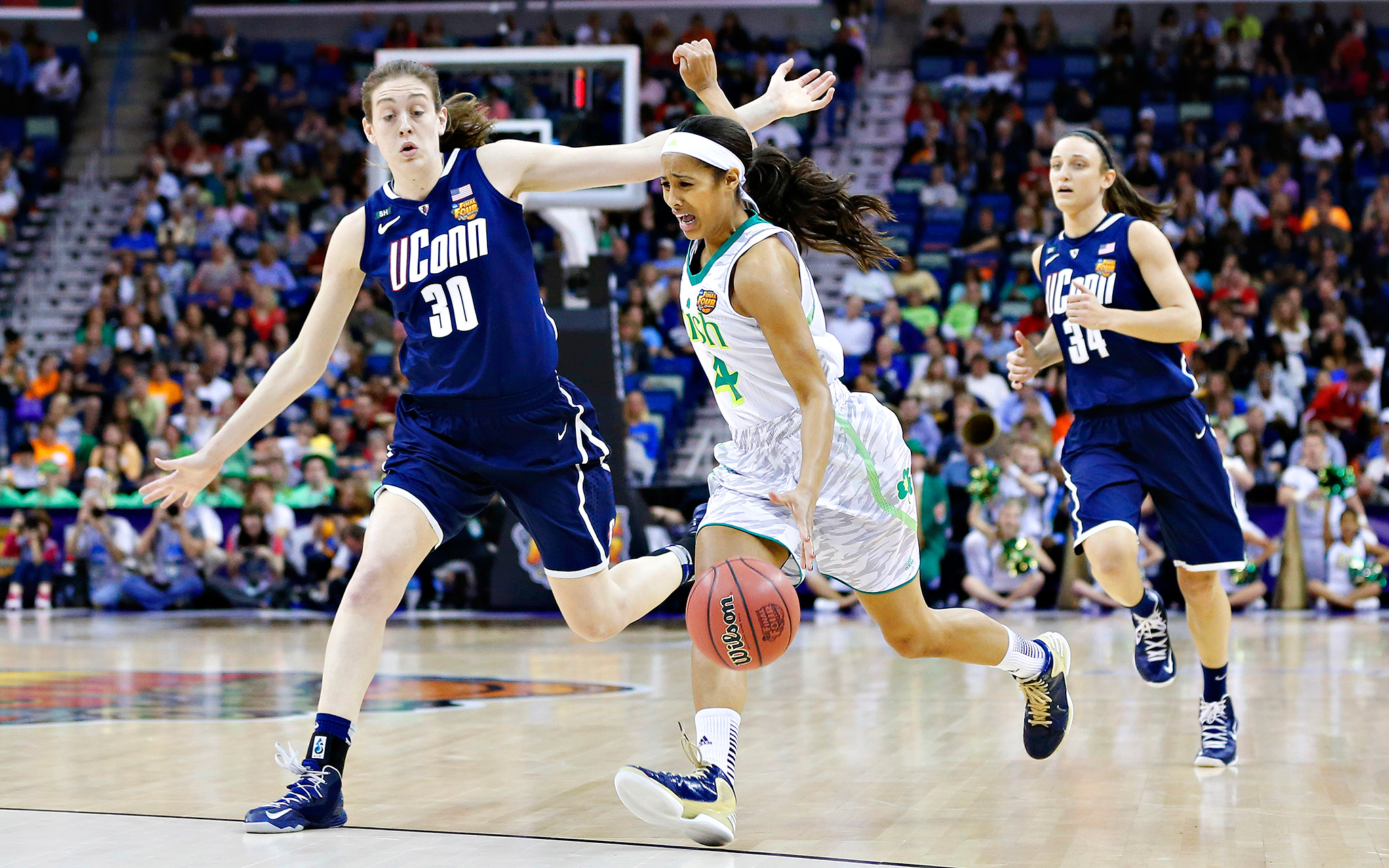 Final Four: Breanna Stewart