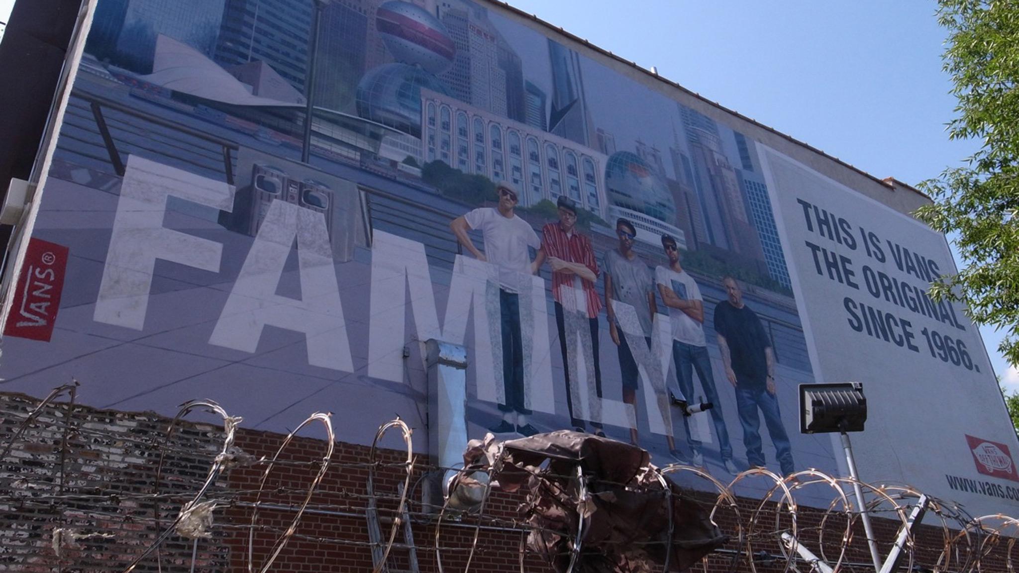 OTW billboard