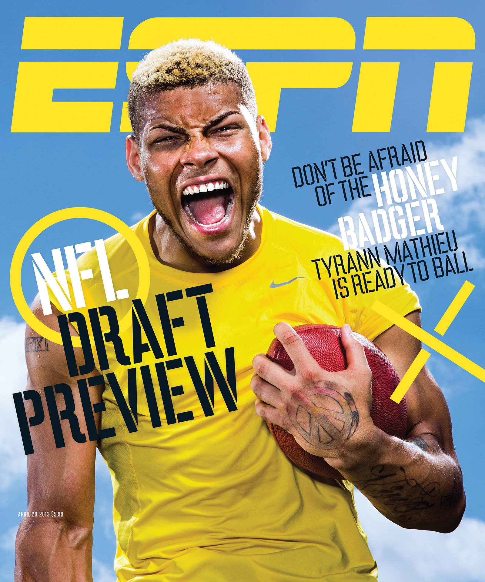 ESPN The Magazine's NFL Draft Issue