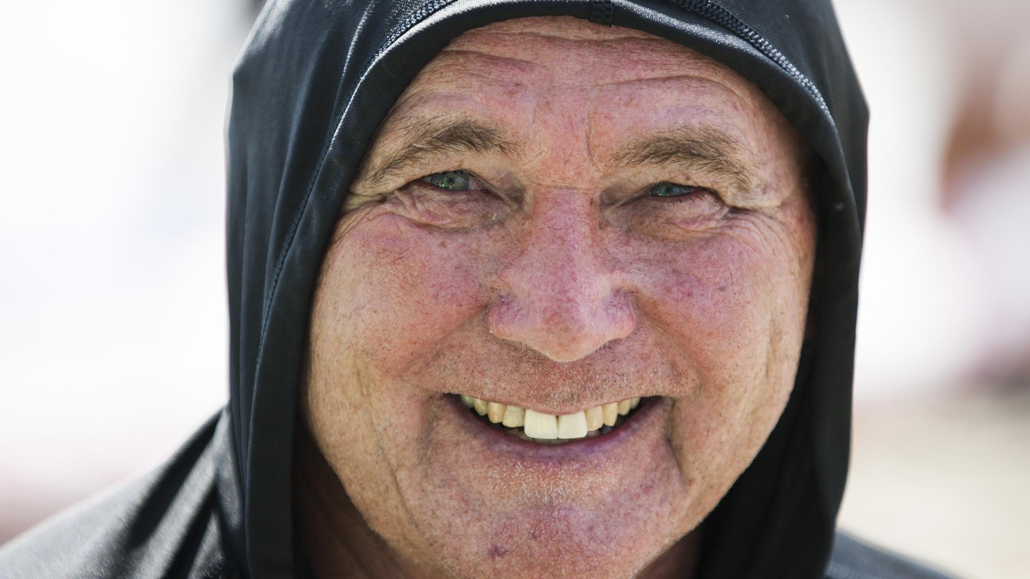 Ian Cairns: Kanga