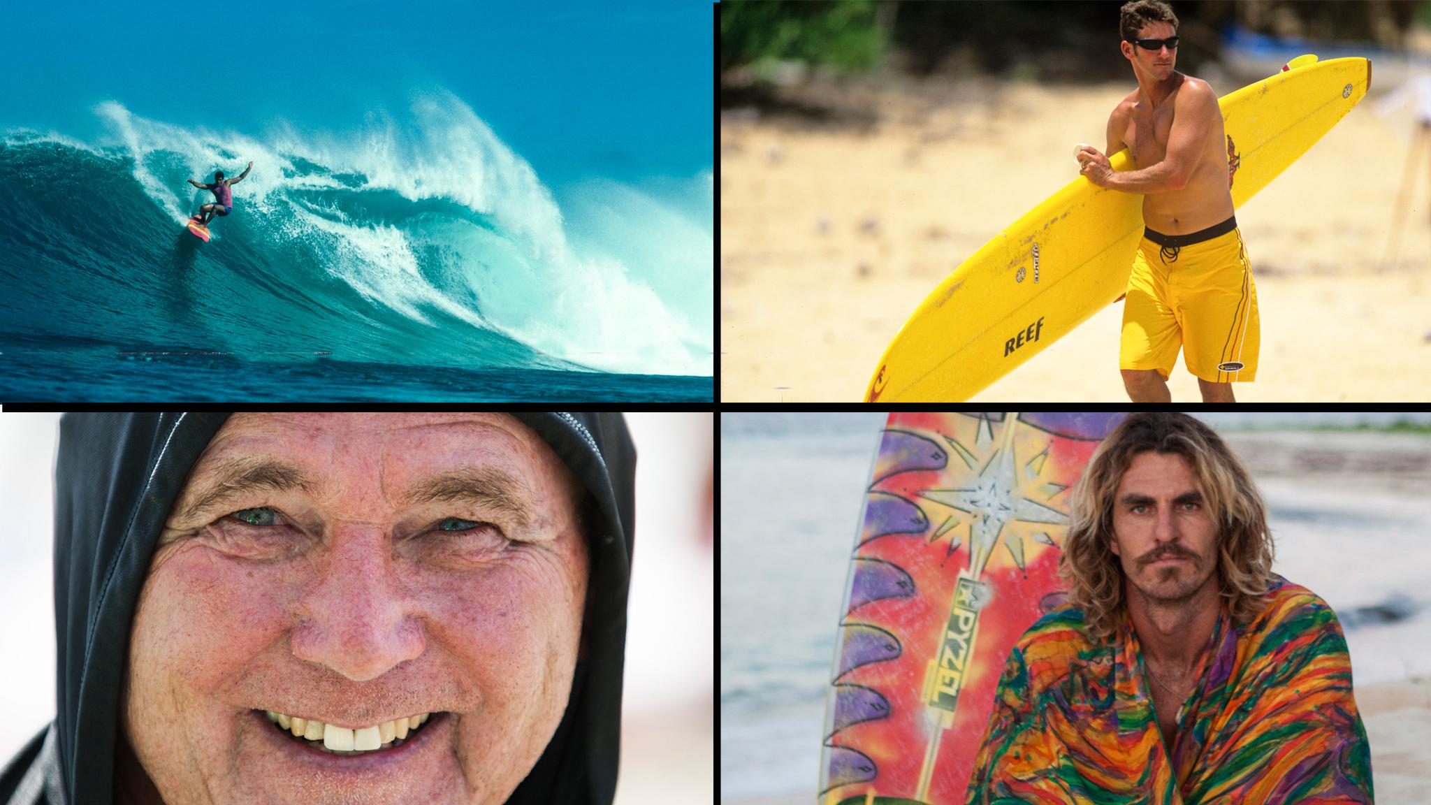 Surfing's Best Nicknames