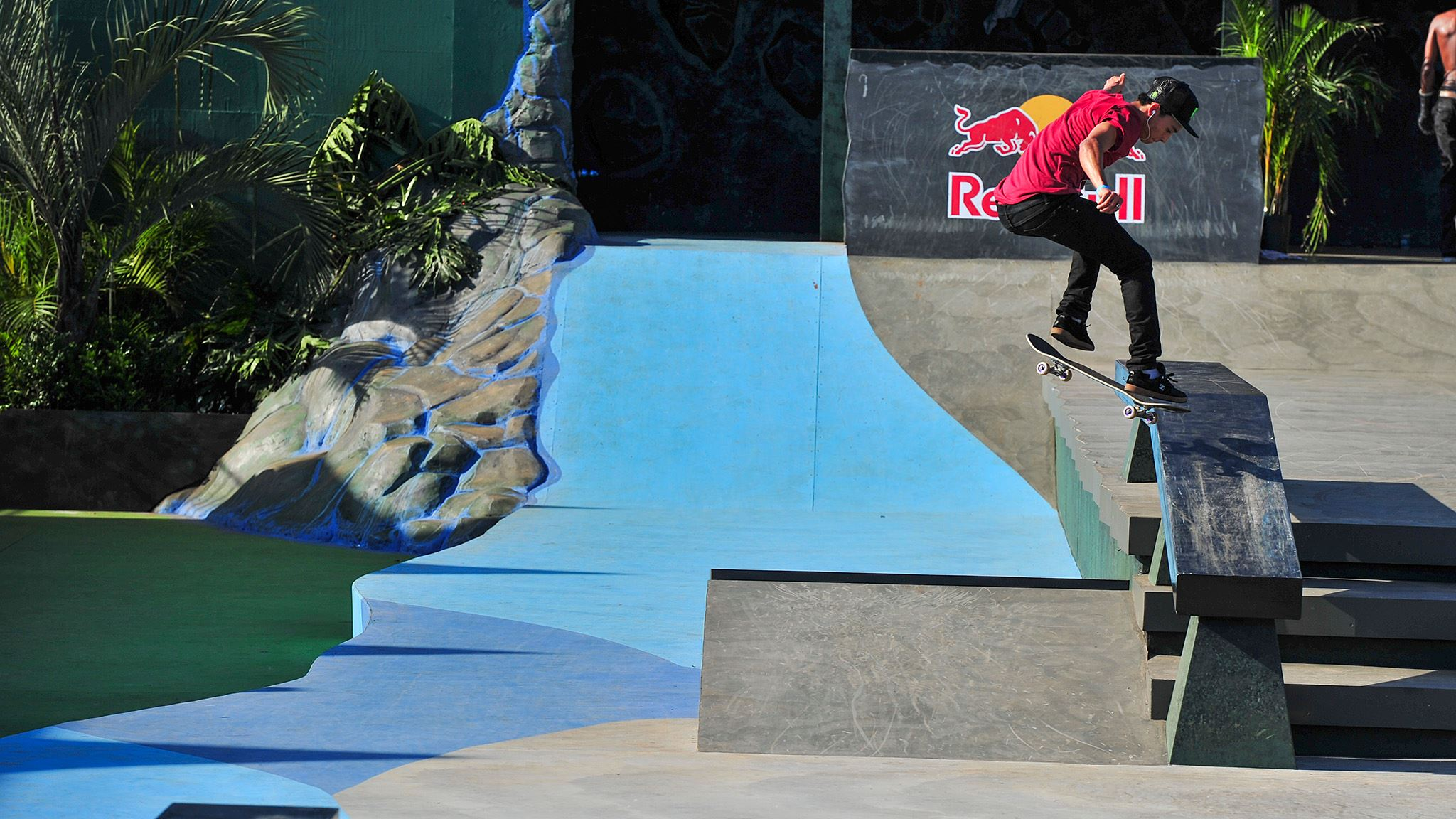 Nyjah Huston Takes Brazil