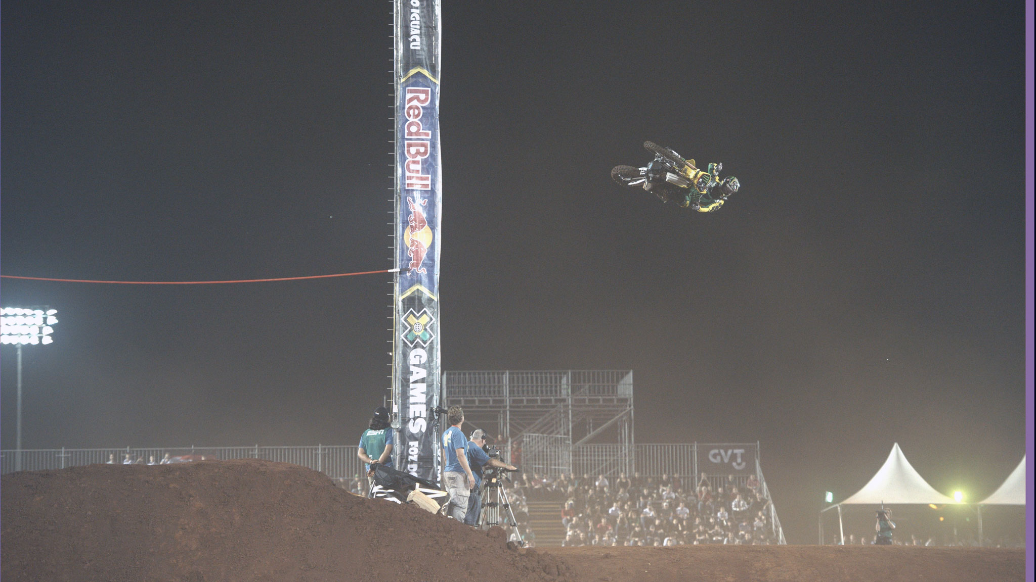 Jeremy Twitch Stenberg won his third Moto X Best Whip contest, with some help from Twitter fans.