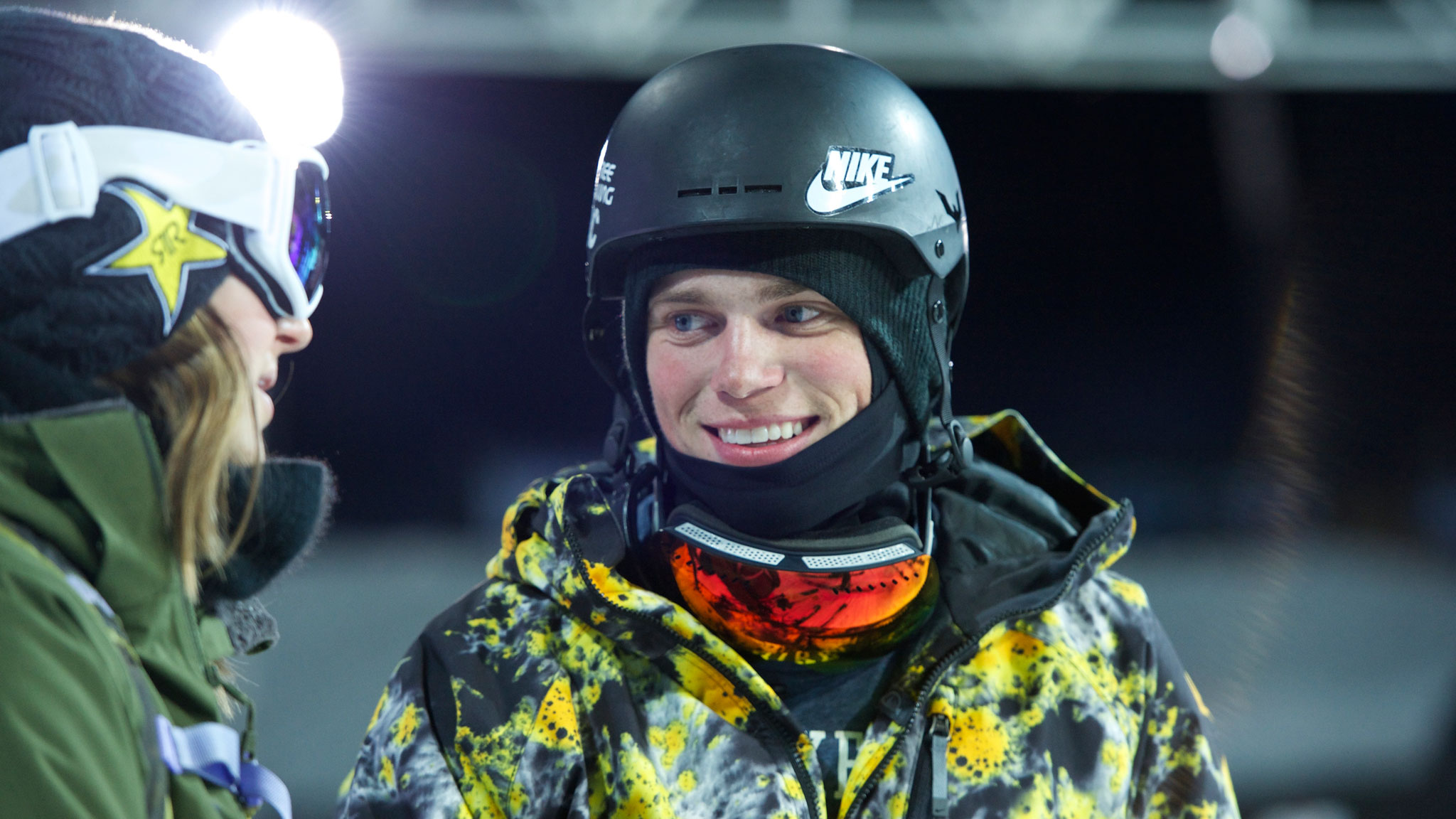I want to come out really strong next year, says Gus Kenworthy.