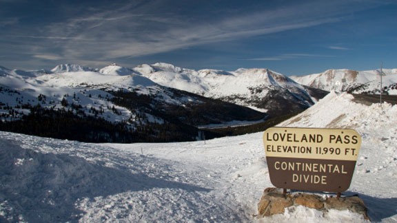 An avalanche on Colorado's Loveland Pass killed five on Saturday.
