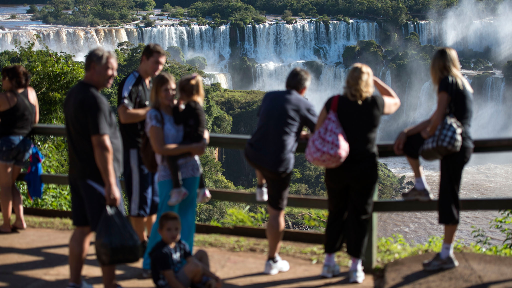 2013: Foz Do Iguacu, Brazil