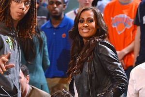 Skylar Diggins joins the Giants' Victor Cruz and the Yankees' Robinson Cano on Jay-Z's team.