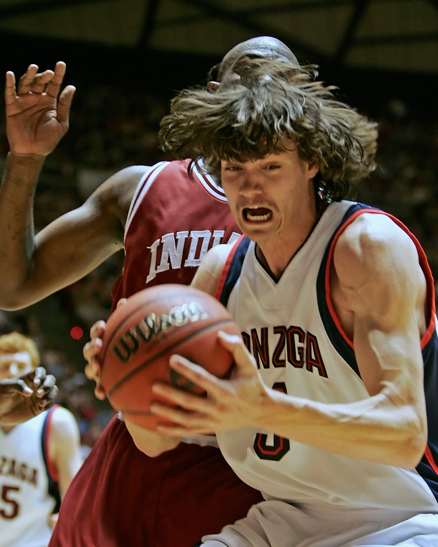 Adam Morrison, small forward