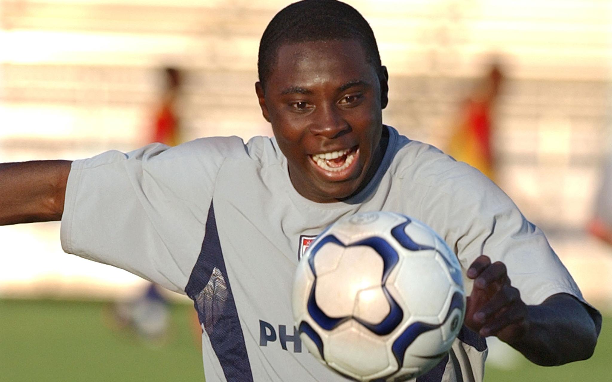 Freddy Adu, midfielder