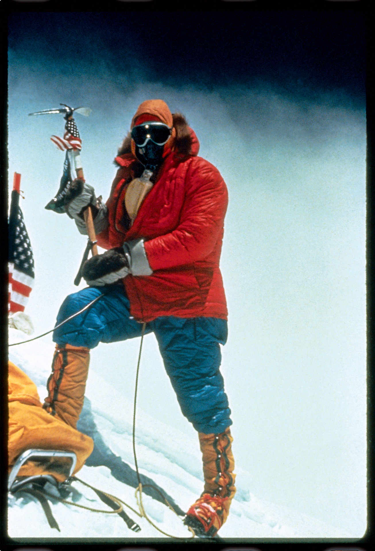 Jim Whittaker on Everest 50 years ago