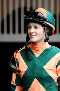 Rosie Napravnik may not have one of the best horses in the Kentucky Derby, but her mount, Mylute, will have one of the best jockeys.