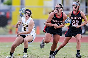 Krista Grabher's alma mater, Vero Beach, has built a powerhouse lacrosse program that has won seven consecutive state titles.