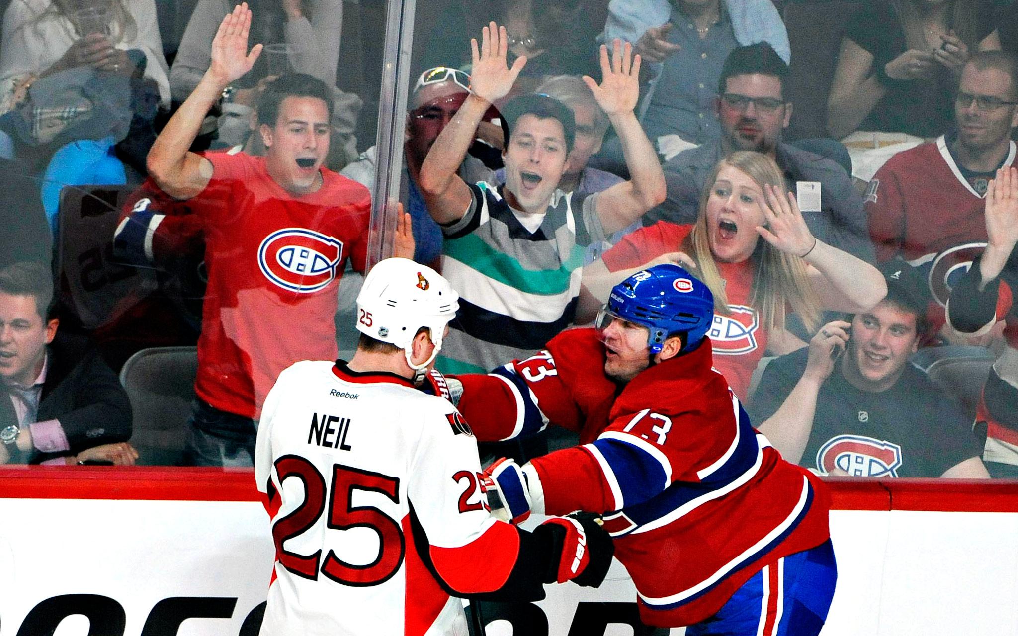 Canadien Fans