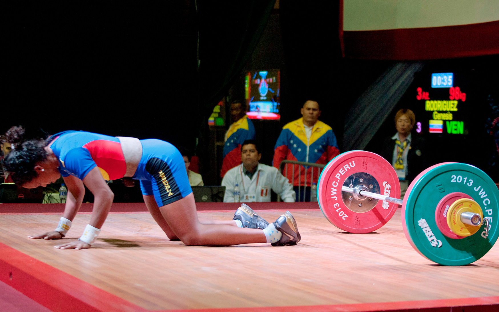 Junior Weightlifting World Championship