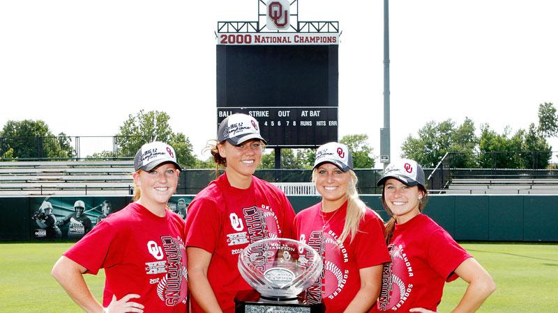 Oklahoma softball seniors