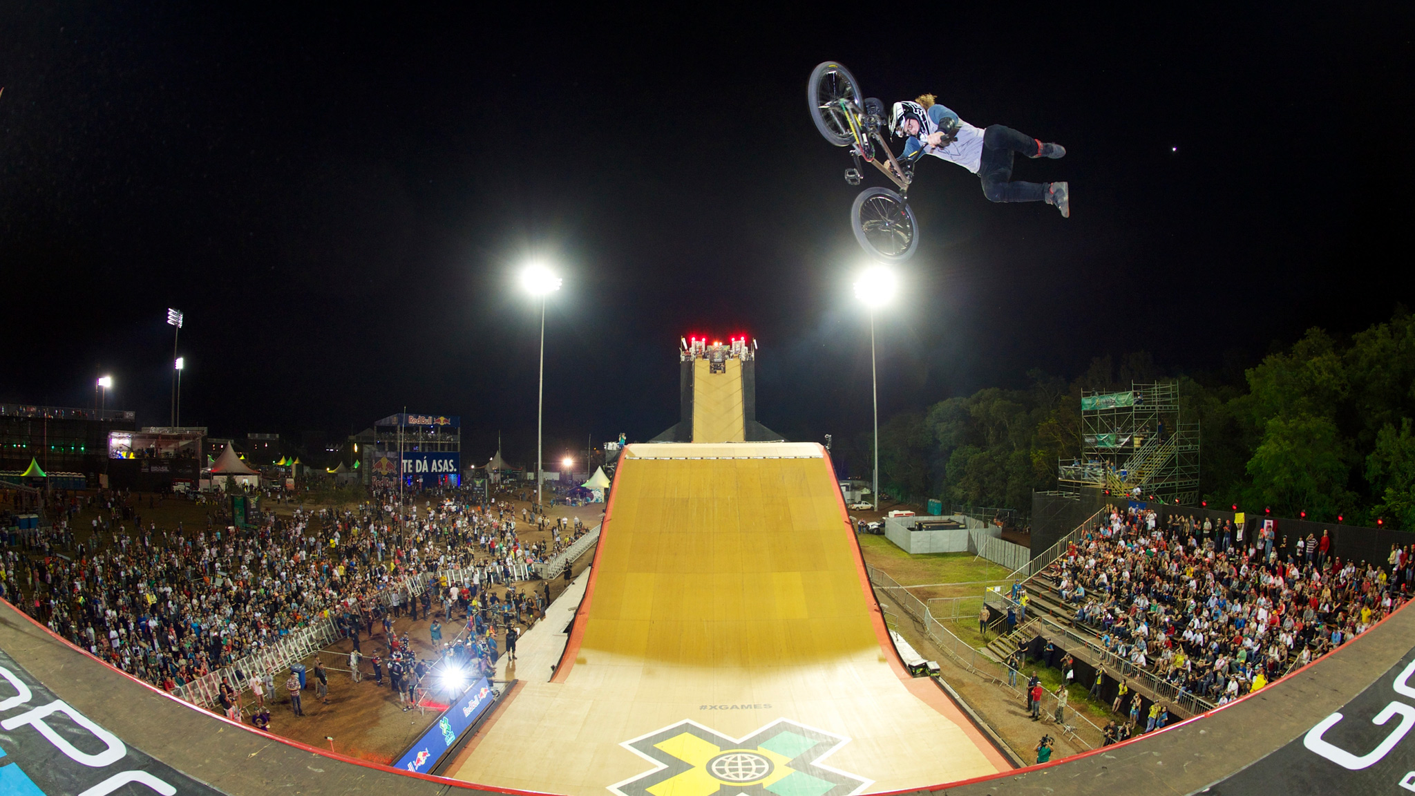 X Games Foz BMX Big Air gold medalist Zack Warden has a new trick in store for the competition in Barcelona.