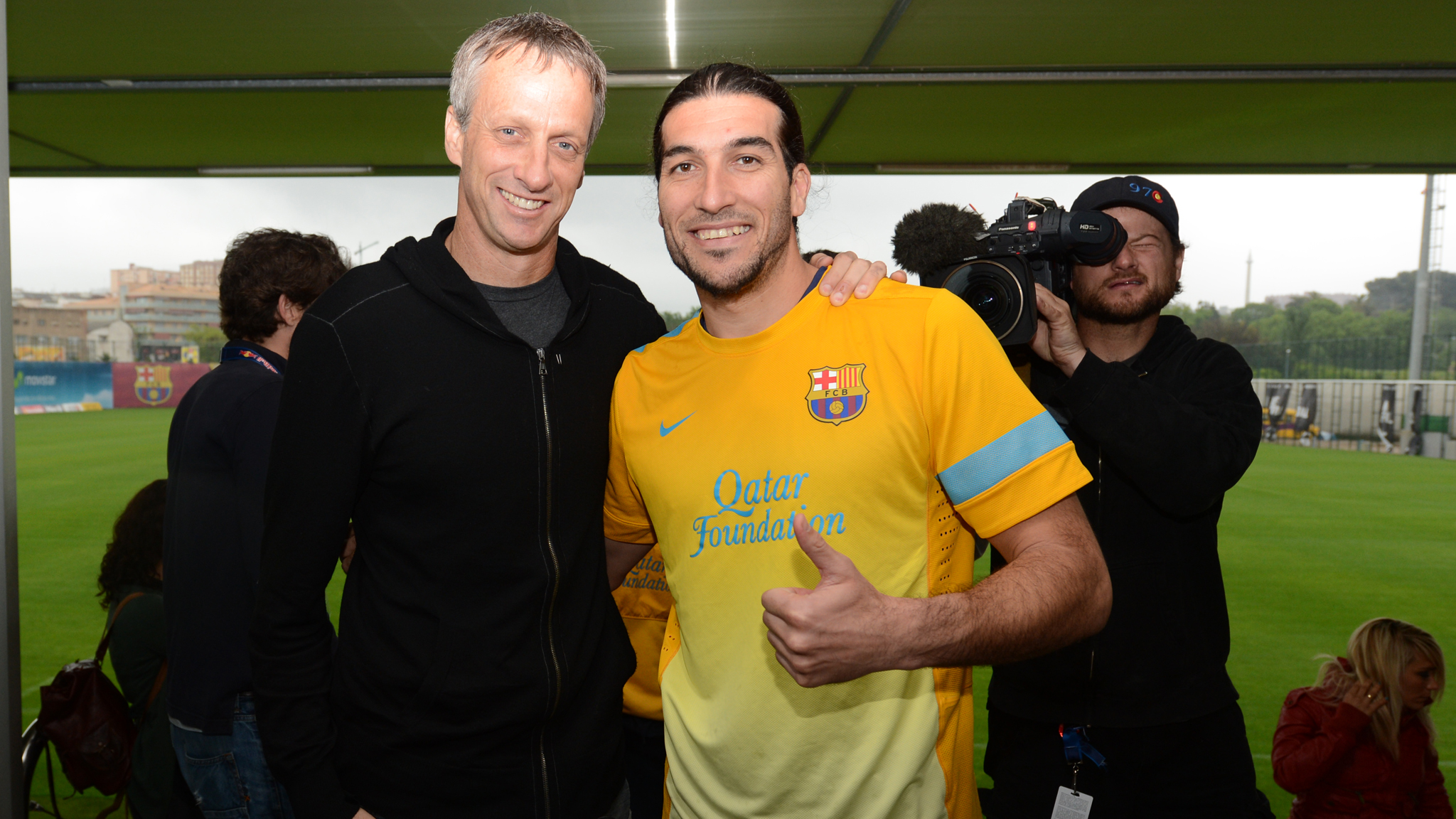 Tony Hawk, Jose Manuel Pinto
