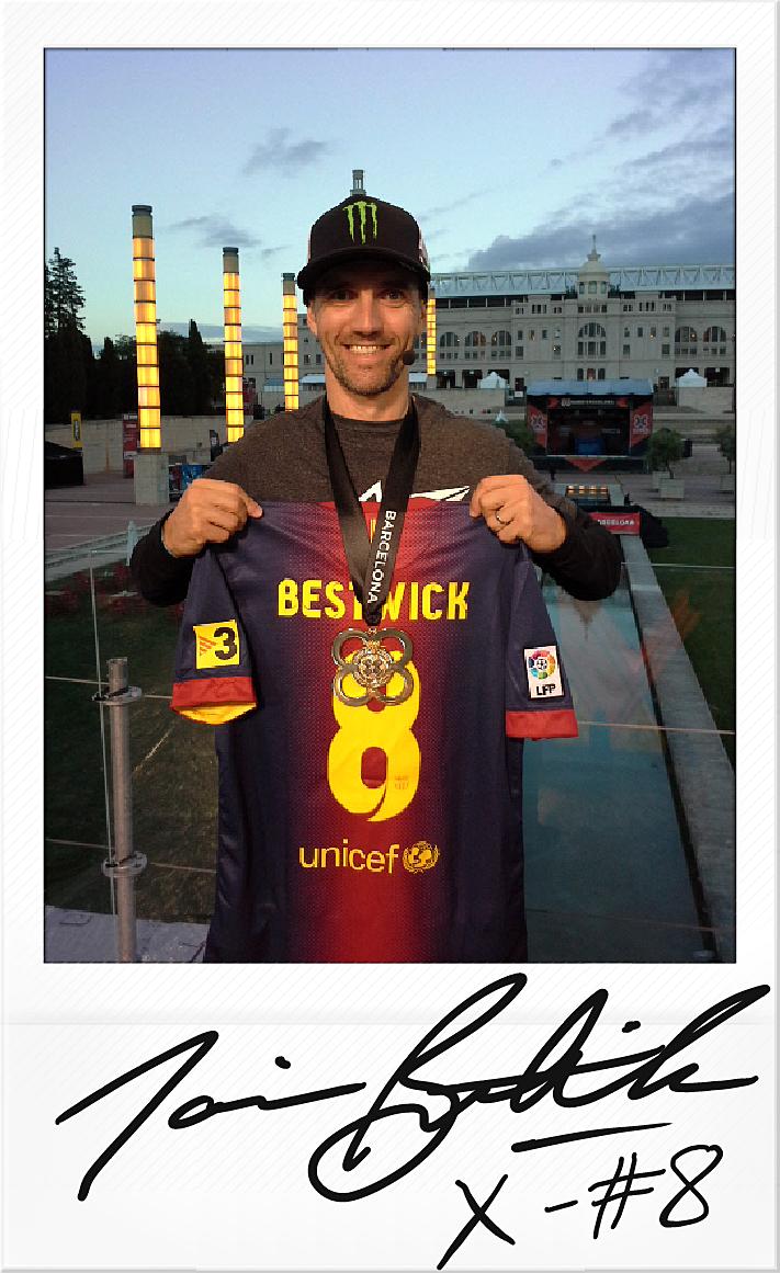 Bestwick To FC Barcelona?