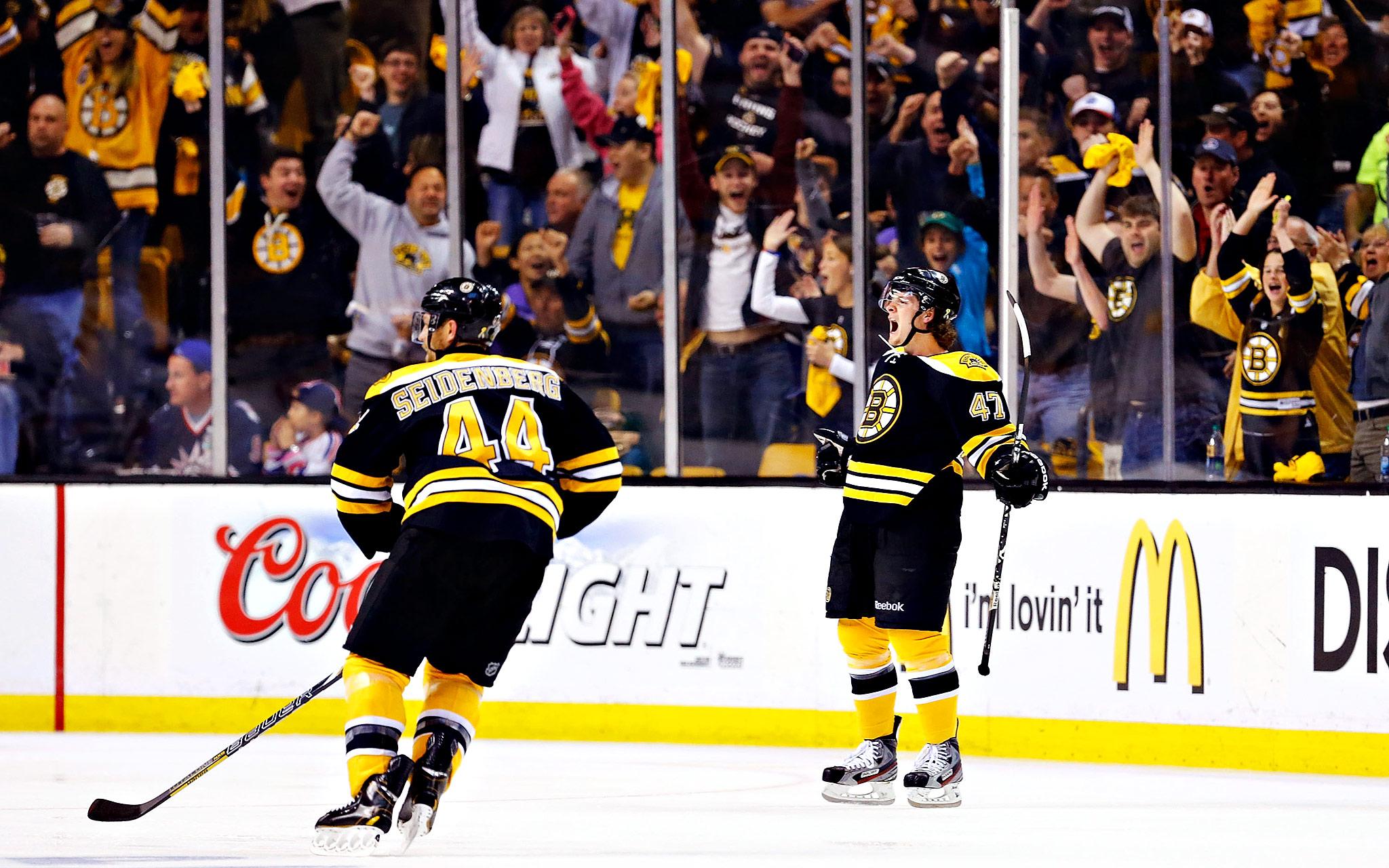 Bravo, Bruins