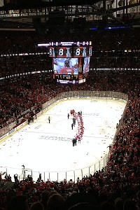 Sarah Spain shares her view of Game 7 between the Red Wings and Blackhawks.