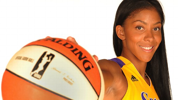 Candace Parker is the proud owner of two Olympic gold medals and a host of WNBA accolades.