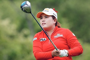 Inbee Park of South Korea currently is second and in the hunt to win her fourth LPGA event -- and second major -- of 2013.