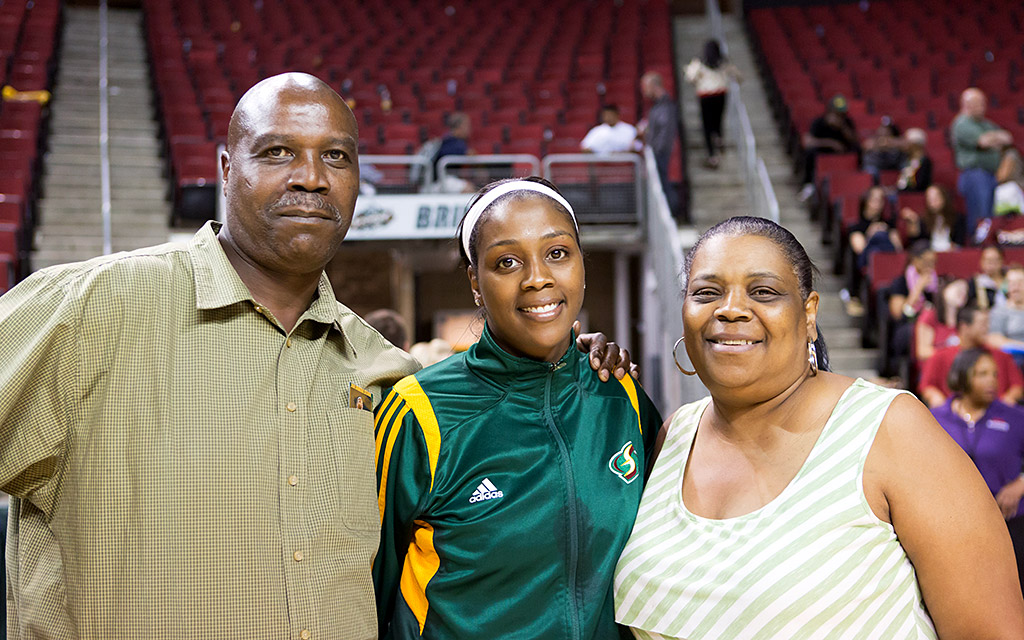 Camille Little, Seattle Storm forward