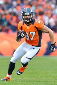 Will Eric Decker bolt after serving as a key cog in Denver's record-setting 2013 offense?
