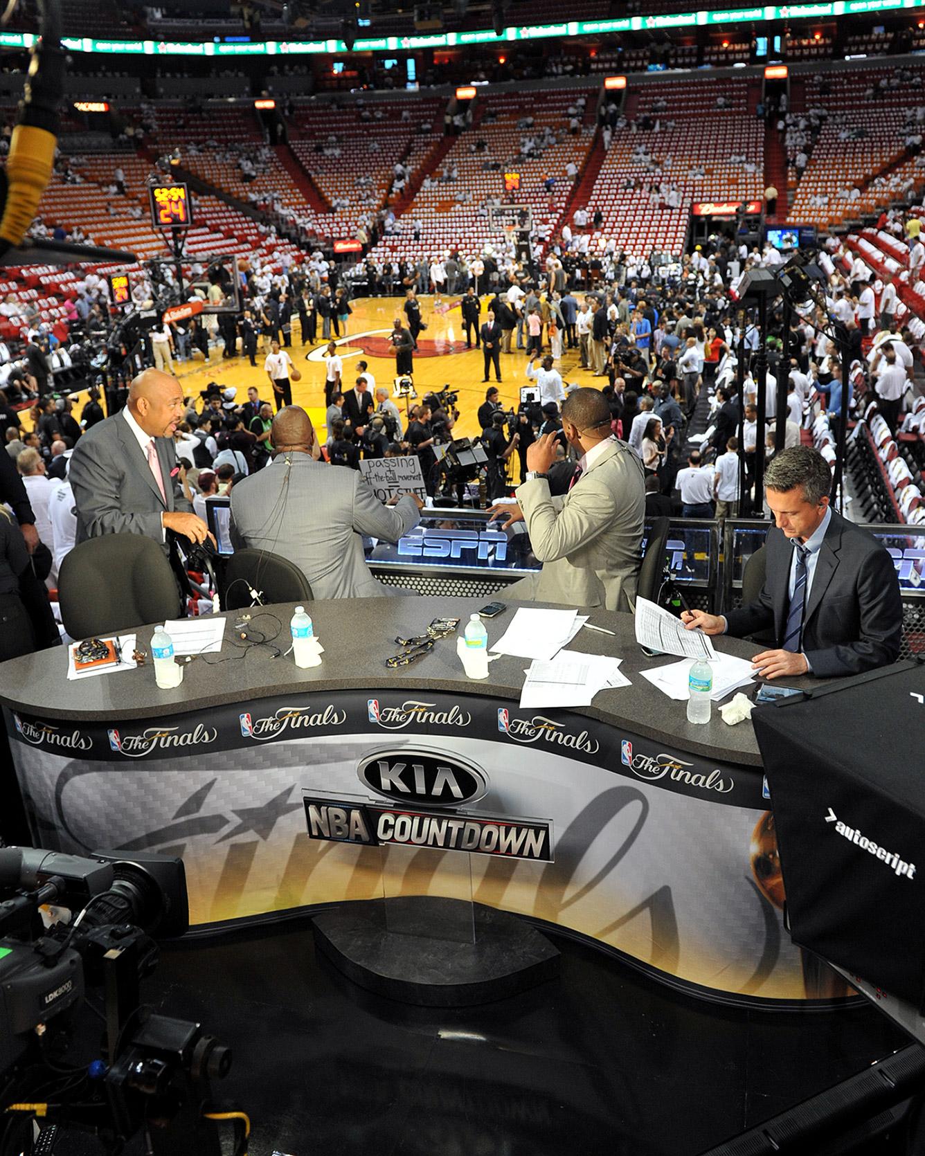 KIA NBA Countdown