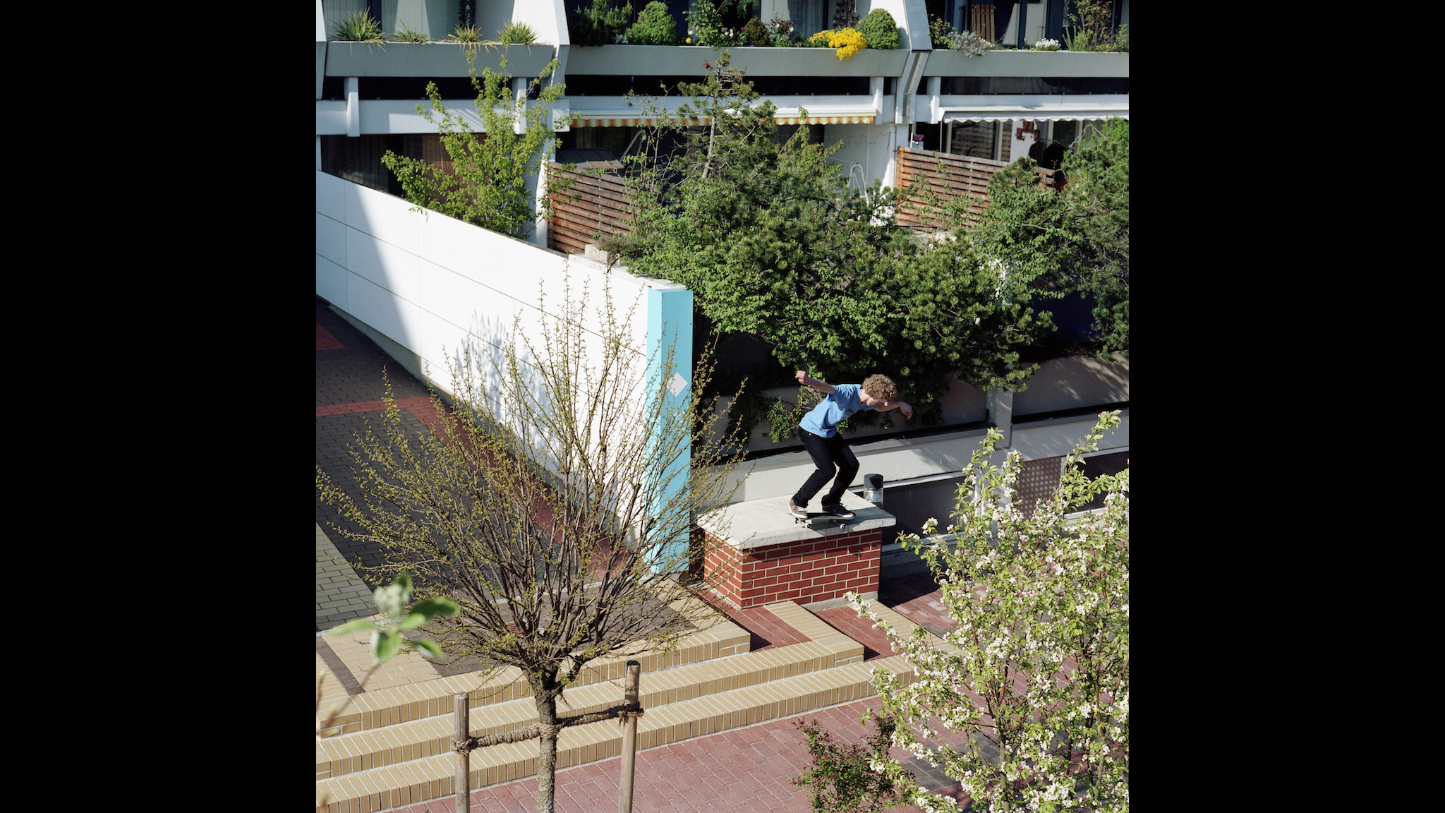 Conny Mirbach, backside nosegrind