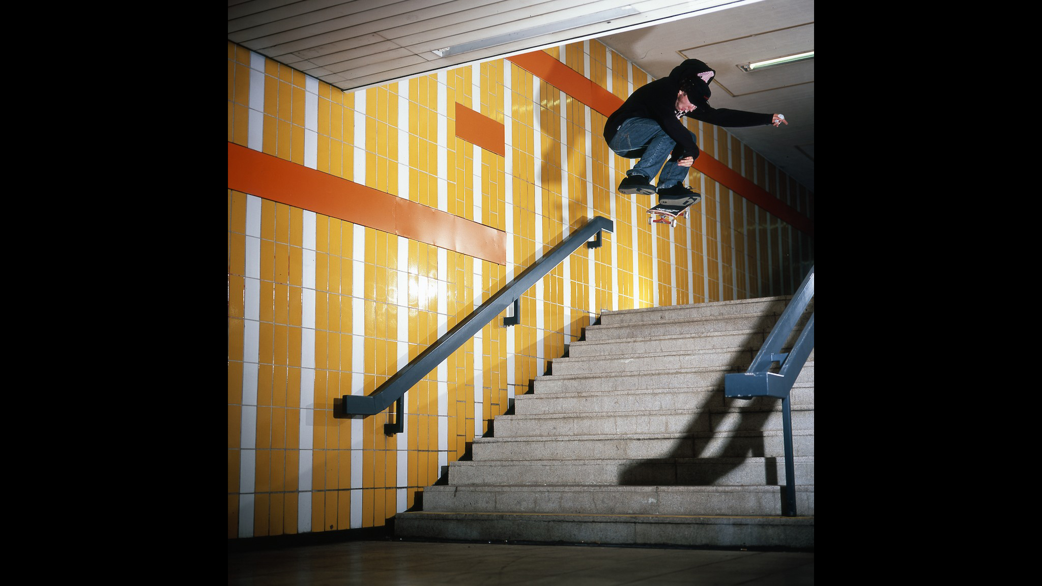 Kilian Heuberger, switch kickflip