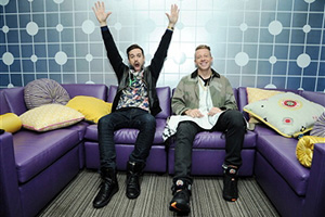 Ryan Lewis and Macklemore will headline X Games Munich on June 26.