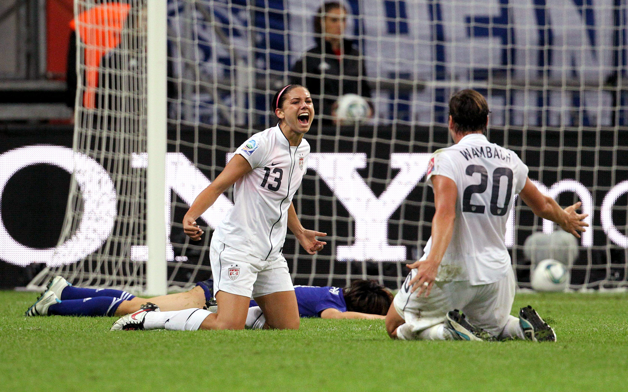 Pursuing Perfection: Alex Morgan