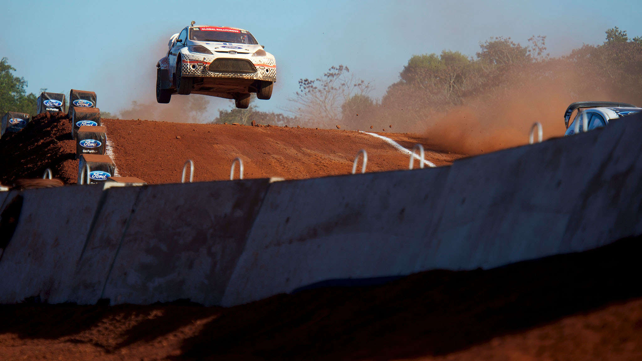 Scott Speed has competed in Formula One and NASCAR. He won the first X Games RallyCross event he ever raced in: Foz do Iguaçu.