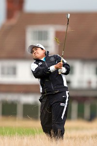 The Women's British is the only major Inbee Park hasn't won, but she has been close, finishing as runner-up in 2012.