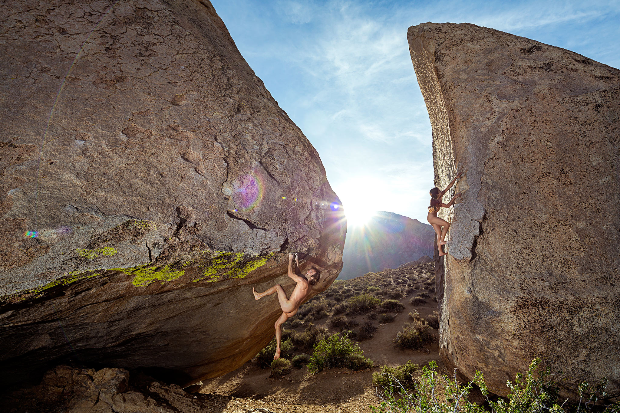 Chris Sharma & Daila Ojeda