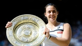 Marion Bartoli, citing a shoulder injury, retired just weeks after winning Wimbledon last year.