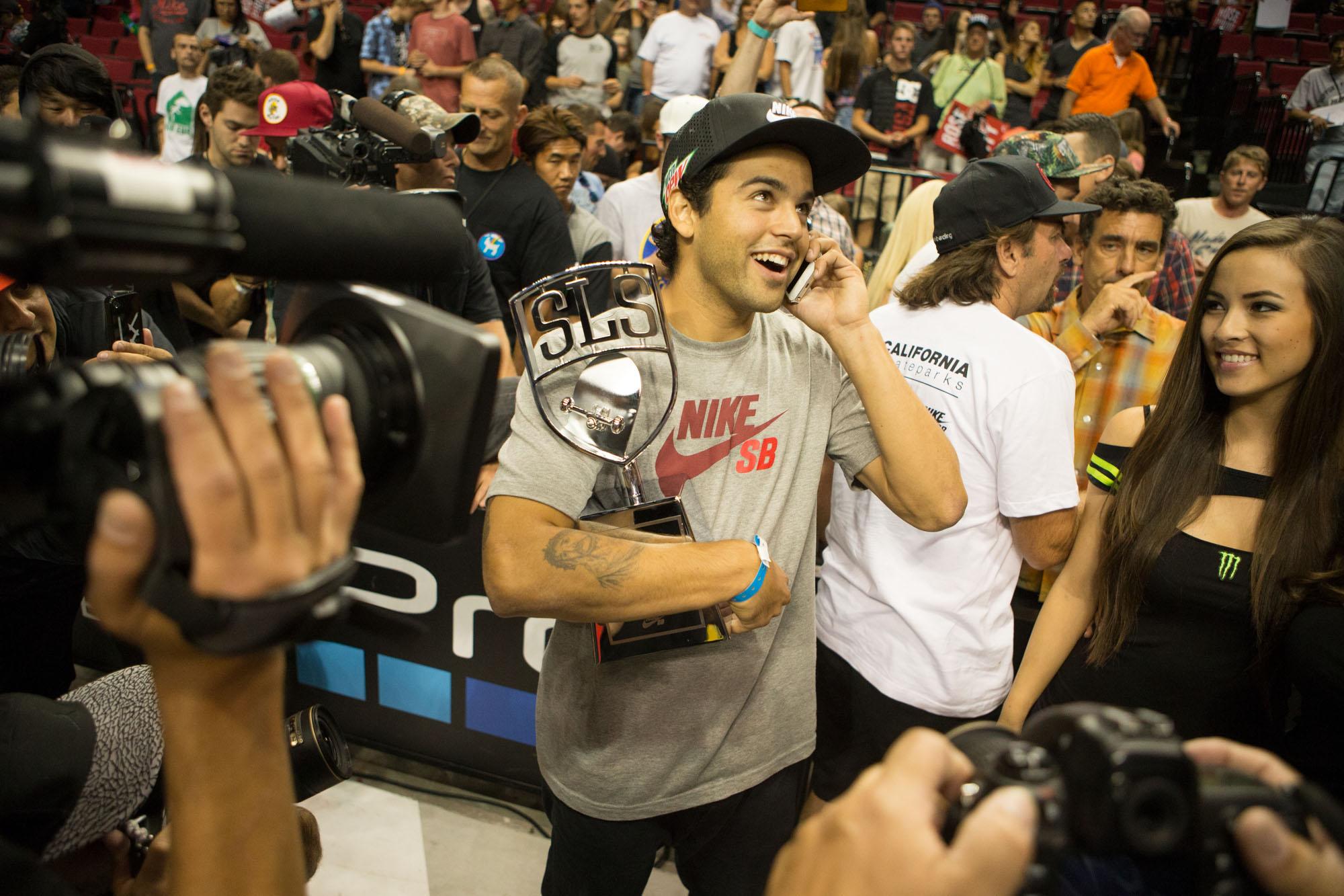 Street League Skateboarding 2013 em Portland