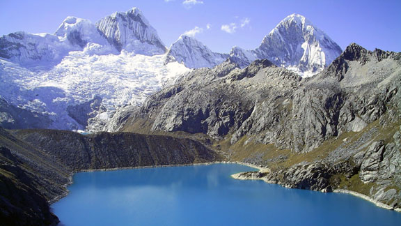 A crew from MSP set out in June to climb and ski 20,000-foot peaks in Peru's Cordillera Blanca for their 2014 ski film.