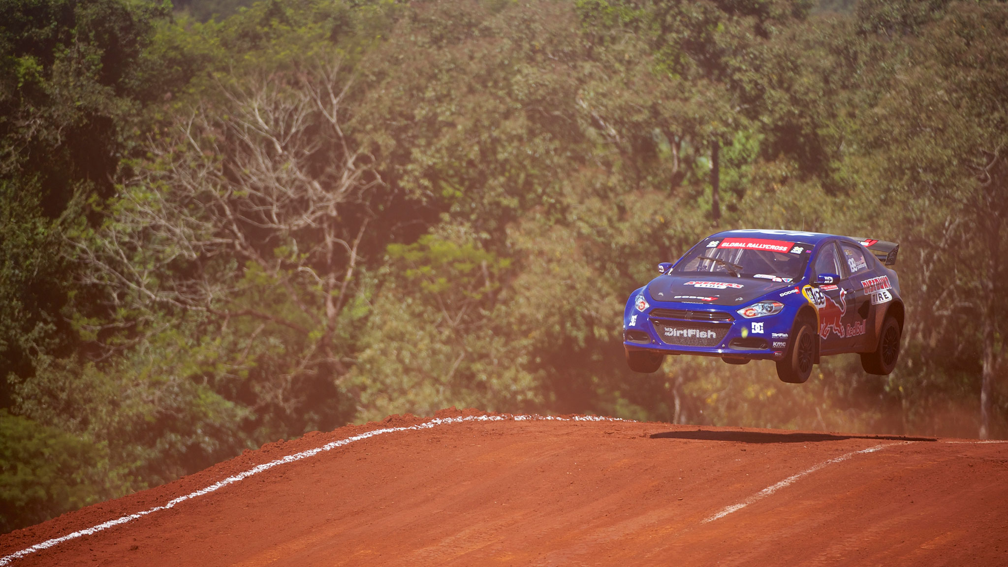 Travis Pastrana, Foz do Iguau