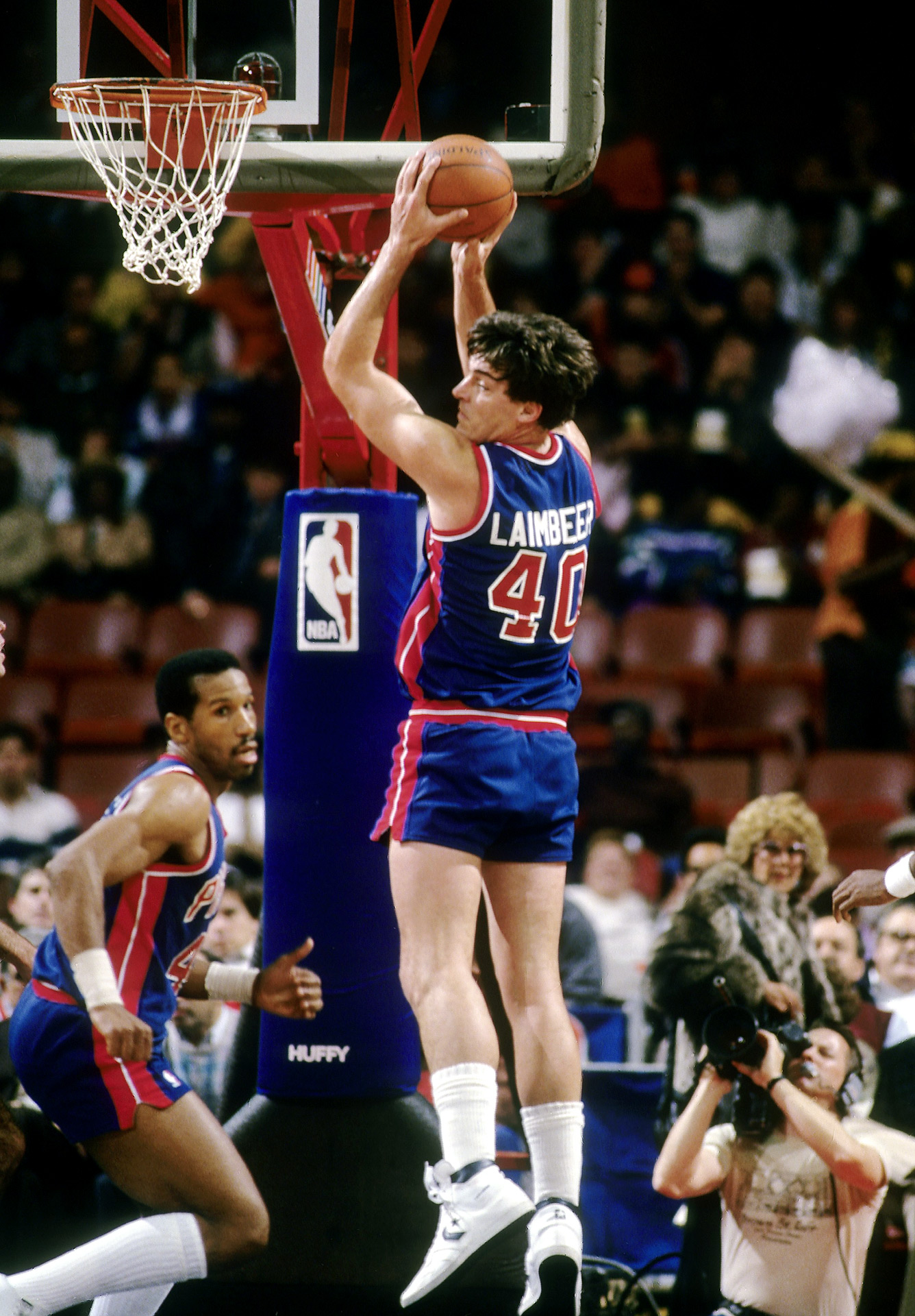 Bill Laimbeer: Pursuing Perfection
