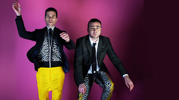 The Presets will headline the Aug. 2 X Games MUSIC showcase at L.A. LIVE's Club Nokia.